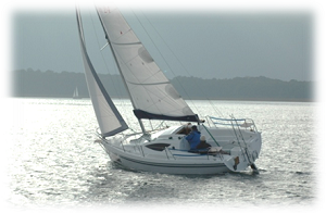 jacht Antila 24