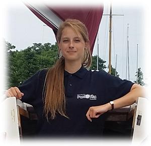Barbara Zaczek instruktorka żeglarstwa