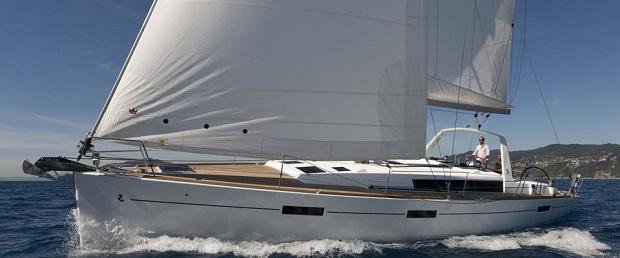 jacht Oceanis 45 3 cabines