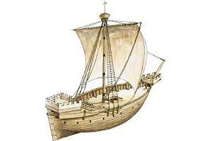Koga bałtycka statek piracki