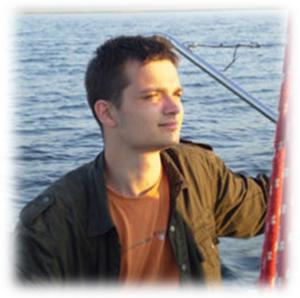 Krzysztof Osóbka instruktor żeglarstwa