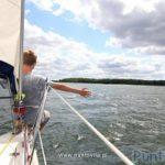 Majówka żeglarska na Mazurach 2018 – Na krańcu świata