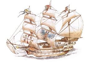 Hiszpańska Flota Skarbów