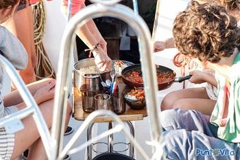 kuchnia żeglarska