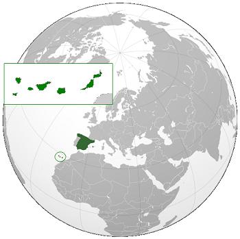 o wyspach kanaryjskich