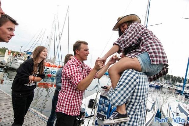 kogo zapraszamy na rejs żeglarski jachtem po mazurach