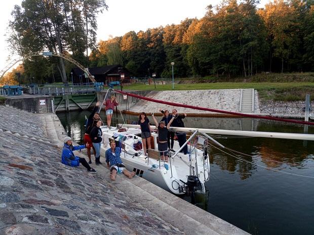 szkolenie żeglarskie