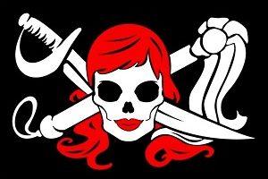 kobiety piratki