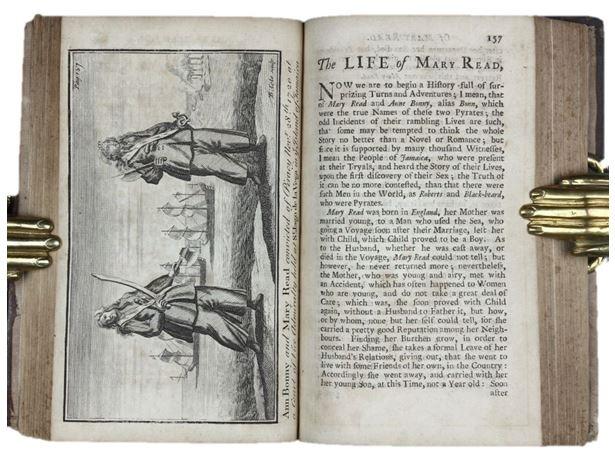 księga o piratkach