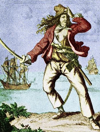 mary read piratka