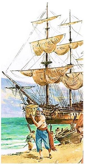 powrót vanea na karaiby