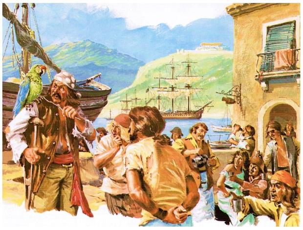 wojna z piratami
