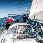 Zapoznawczy rejs morski dla młodzieży po Zatoce Gdańskiej