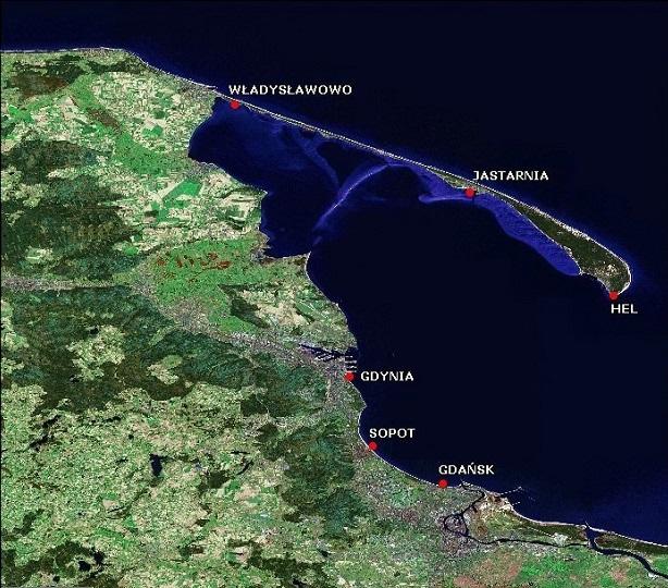 porty w zatoce gdańskiej jakie planujemy odwiedzić