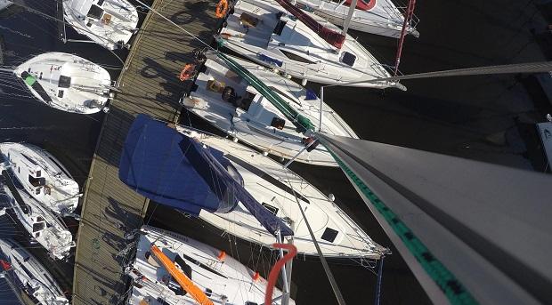jachty dla żeglowania dla młodzieży