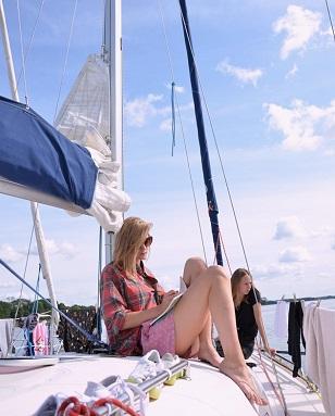 obozy żeglarskie dla studentów