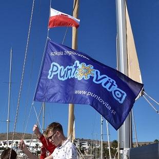 puntovita młodzież imprezy żeglarskie