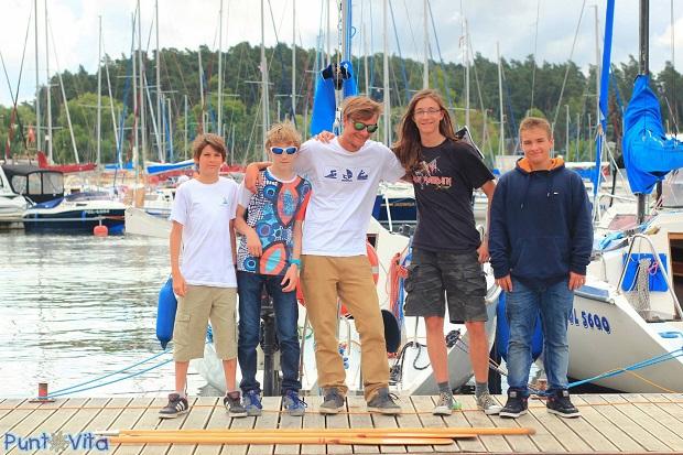 rejsy żeglarskie dla młodzieży