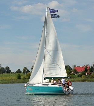 studencki obóz żeglarski