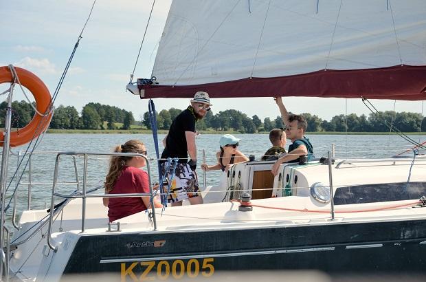 żeglarstwo dla dorosłych