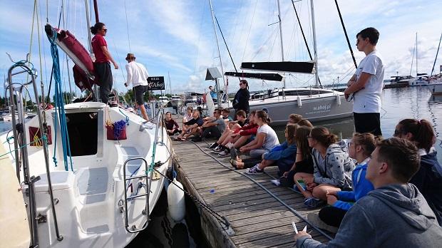 żeglarstwo dla młodzieży