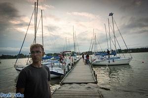 majówka żeglarska - mazury 2020