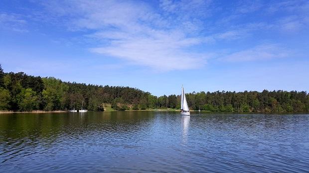 ekspedycja jezioro nidzkie