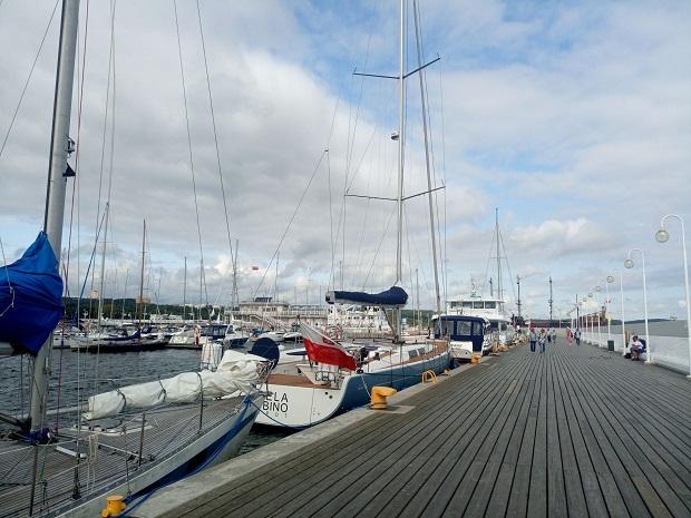 porty zatoka gdanska