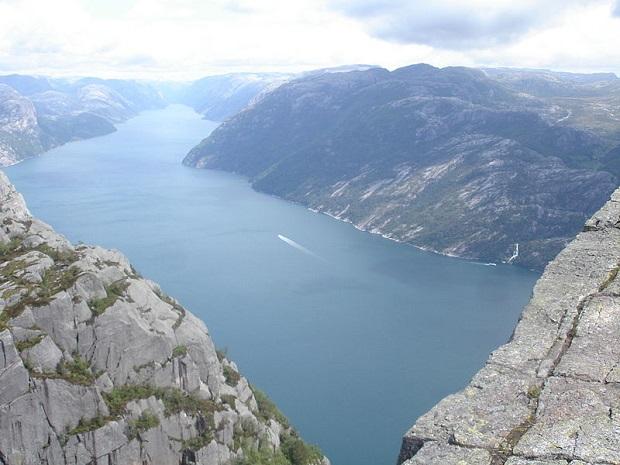 Rejs Norwegia fiordy