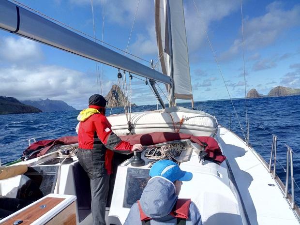 żeglowanie wyspy kanaryjskie