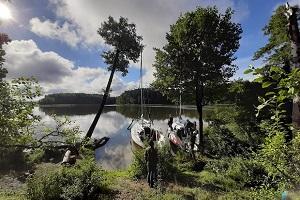 Ekspedycja Nidzkie 2020 - rejs na nieznanych wodach - RELACJA