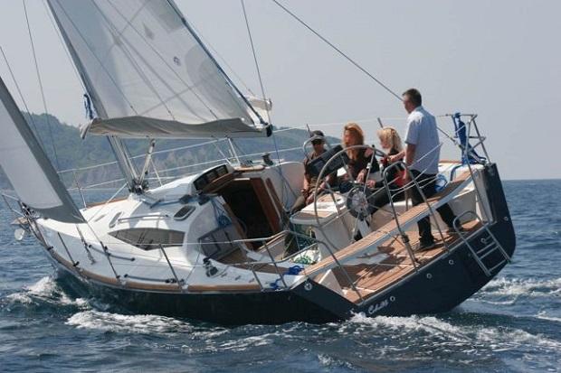 jacht cobra 33