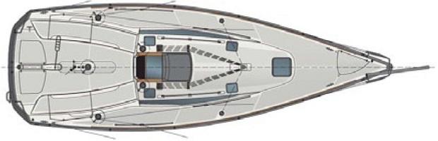 jacht cobra 33 parametry