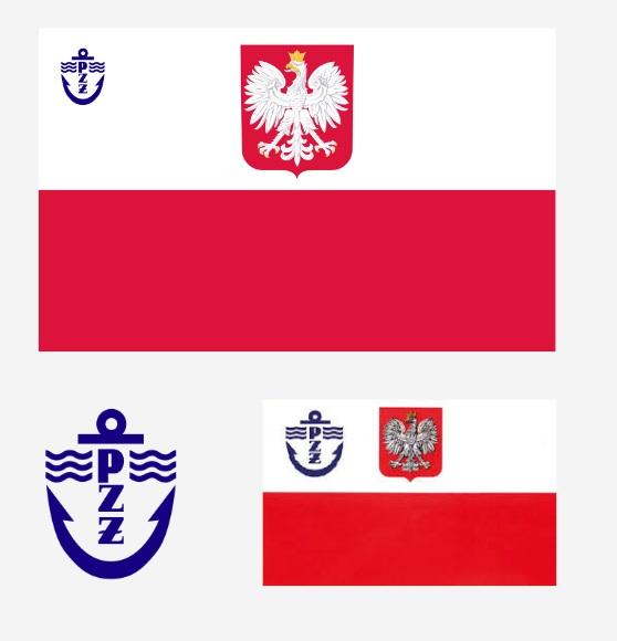 Bandera Polskiego Związku Żeglarskiego