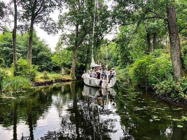 akweny wodne do żeglowania w Polsce