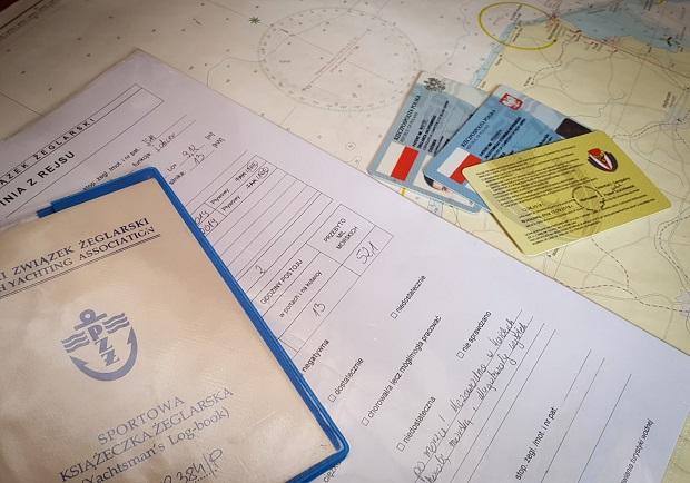 patent żeglarski co to