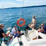 Trasy żeglarskie na Mazurach w trakcie rejsów z PuntoVitą