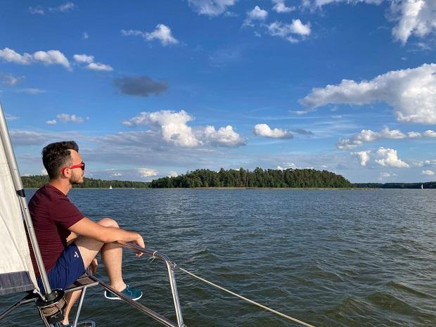 turystyka żeglarska w Polsce
