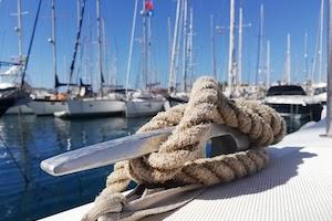 Węzły żeglarskie - podstawy