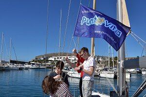 Rozpoczęcie i zakończenie sezonu żeglarskiego w Szkole PuntoVita
