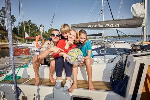 żeglarstwo turystyczne