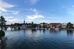 Miasto Mikołajki - atrakcje w okolicy