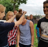 Medal dla młodej żeglarki na Mazurach
