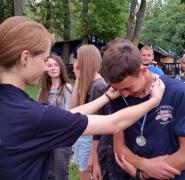 Kolejny medal dla żeglarza na Mazurach