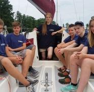 Młodzi żeglarze na Mazurach - KS2