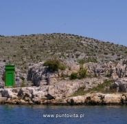 Skały w Chorwacji
