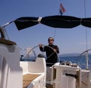 Sternik jachtowy - Chorwacja 2012