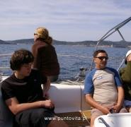Żeglarstwo dla młodzieży i dorosłych - Chorwacja 2012