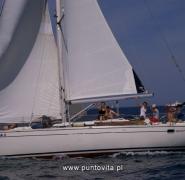 Żeglarstwo PuntoVita - Chorwacja 2012