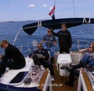 Młodszy sternik jachtowy - Majówka w Chorwacji